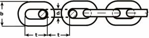 kortschalmige-ketting-din766b
